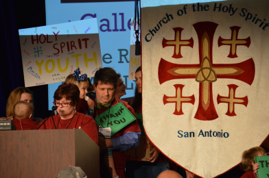 Holy Spririt, SA our new Parish!