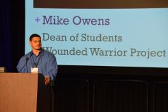 Wounded Warrior Presentation