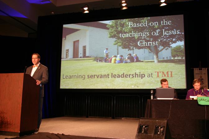 2015 TMI – The Episcopal School of Texas