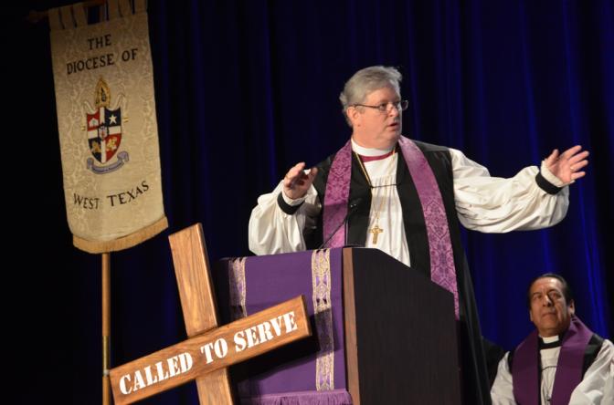 Council 2015 Sermon