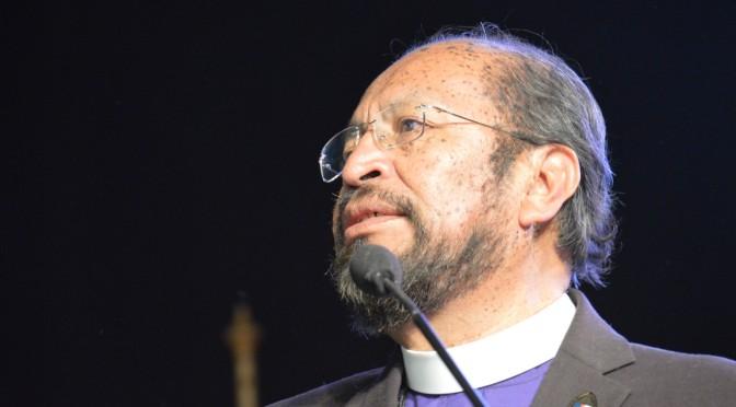 The Rt. Rev. Benito Juarez-Martinez, Bishop Diocese of Southeastern Mexico