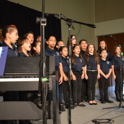 St. Matthew's Edinburg Episcopal Day School Choir