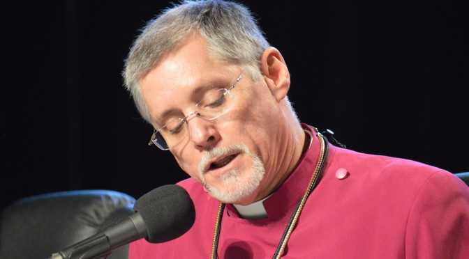 Listen to Bishop Lillibridge's Address