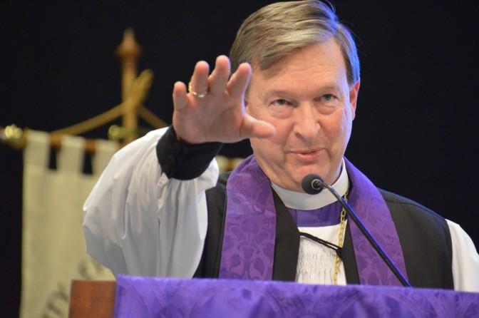 Bishop Reed's Sermon