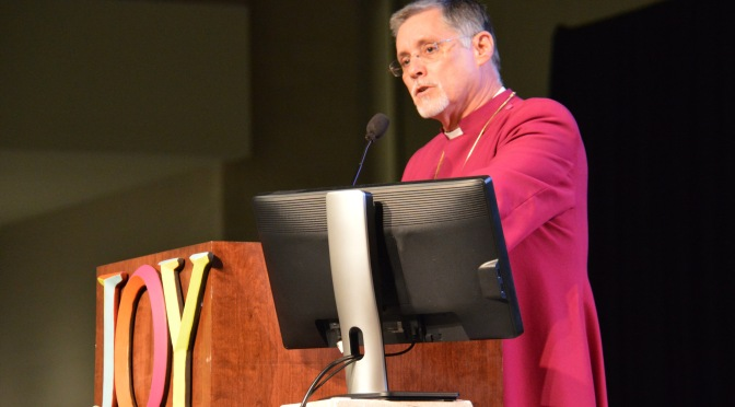 Bishop Lillibridge's 2016 Council Address