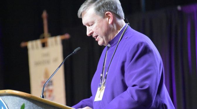 Opening Prayers - Bishop Reed