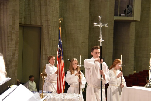 Council Eucharist