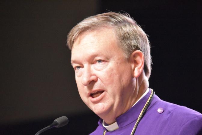Bishop Reed