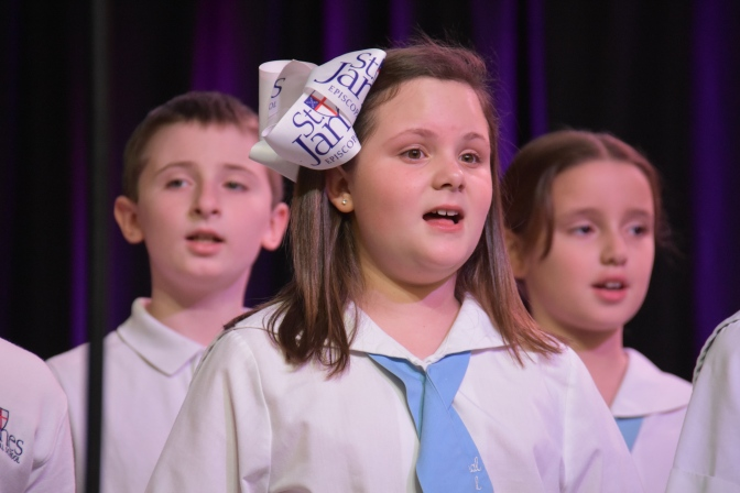 Gallery – St. James Episcopal School Children's Choir