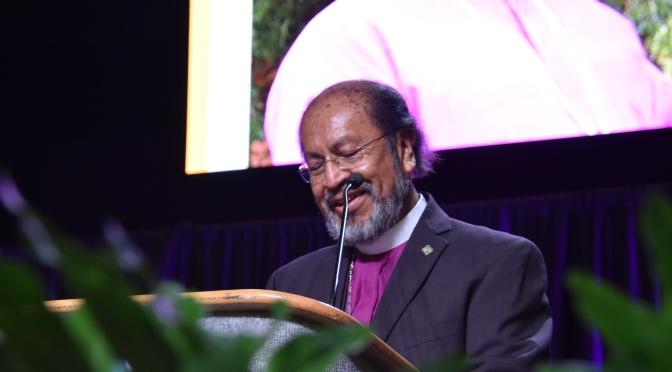 The Rt. Rev. Benito Juarez Martinez