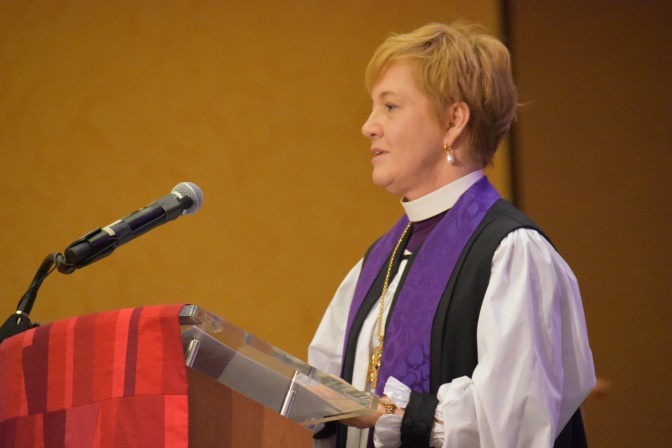 Council Eucharist sermon by Bishop Suffragan Jennifer Brooke-Davidson