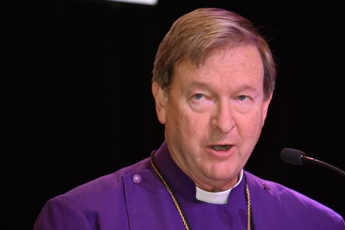 Bishop Reed's Address