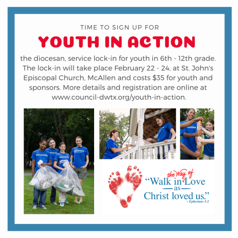 sign up for youth in action!