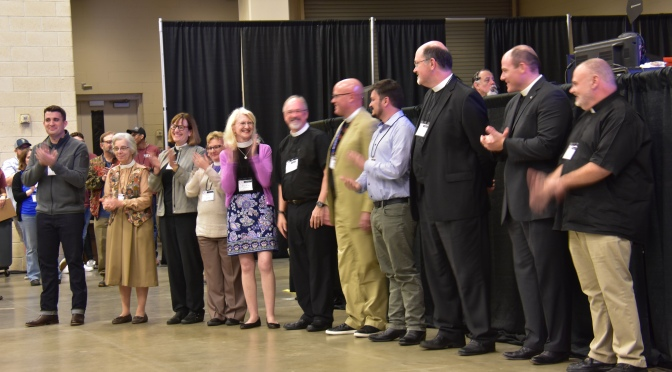 Welcome to New Clergy, Seminarians, and Diocesan Staff